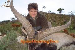 ibex hunt spain