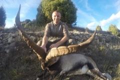 spanish ibex grand slam